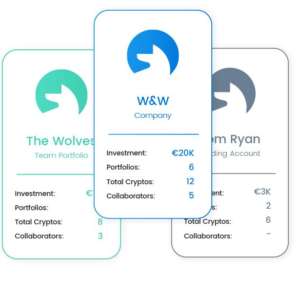 Team Crypto Portfolio - Wisly