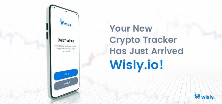 Crypto Tracker - Wisly App