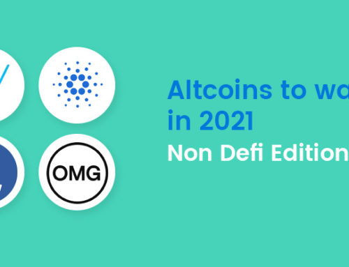 Altcoins to Watch in 2021 – Non Defi Edition
