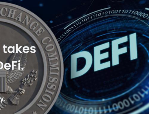 SEC takes on DeFi